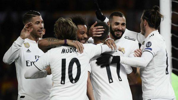 رابط ايجي لايف بث مباشر لمباراة ريال مدريد