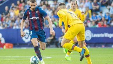 Photo of ملخص ونتيجة مباراة ليفانتي ضد برشلونة بالدوري الإسباني
