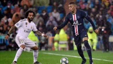 صورة نتيجة مباراة باريس سان جيرمان ضد أولمبيك ليون في الدوري الفرنسي