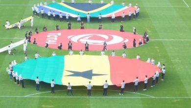 صورة نتيجة وأهداف مباراة جنوب إفريقيا ضد غانا.