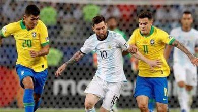 Photo of ملخص ونتيجة مباراة البرازيل ضد الأرجنتين في المواجهة الودية