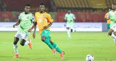 صورة ملخص ونتيجة مباراة نيجيريا ضد كوت ديفوار في كأس الأمم الأفريقية تحت 23 سنة
