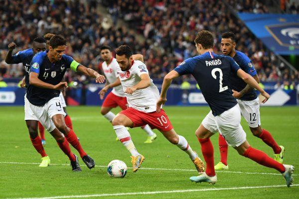 مشاهدة مباراة أندورا ضد تركيا بث مباشر 17-11-2019