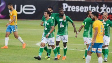 Photo of ملخص ونتيجة مباراة الأتحاد السكندري ضد المقاولون العرب في الدوري العام