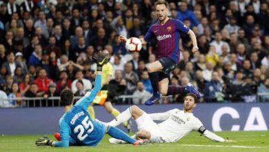 Photo of موعد مباراة ريال مدريد القادمة ضد برشلونة والقنوات الناقلة