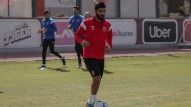 Photo of صالح جمعة يشارك في مران الأهلي غدا