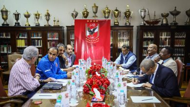 Photo of الاجتماع الفني الخاص بمباراة الأهلي والهلال السوداني