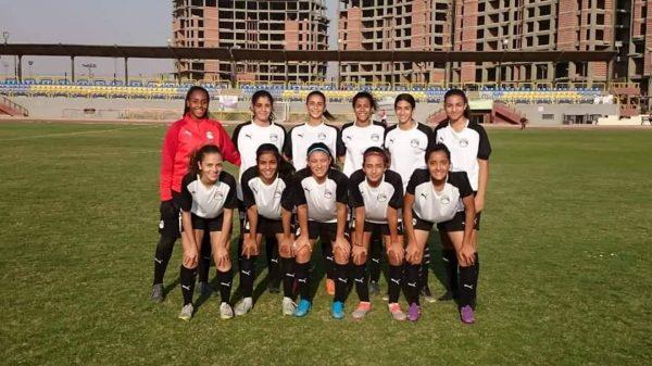 منتخب الكرة النسائية تحت 20 عاما يشارك ببطولة شمال أفريقيا الودية