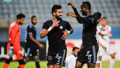 Photo of ملخص ونتيجة مباراة المصري ضد بيراميدز في بطولة الكونفدرالية