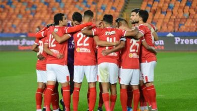 Photo of نتيجة وأهداف مباراة الأهلي ضد الاتحاد السكندري بالدوري المصري