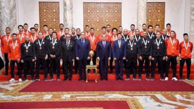 Photo of الرئيس السيسي يستقبل المنتخب الأوليمبي