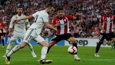 Photo of مشاهدة مباراة ريال مدريد ضد أتلتيك بلباو بث مباشر 22-12-2019