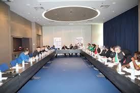 الاجتماع الفني لبطولة شمال افريقيا للكرة النسائية
