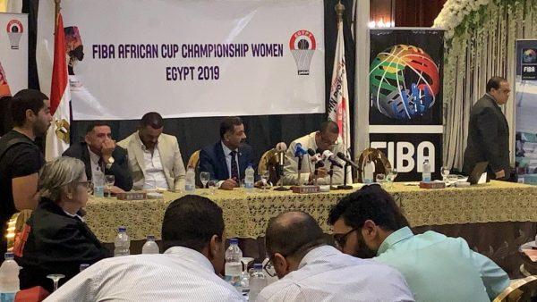 قرعة بطولة أفريقيا لكرة السلة سيدات