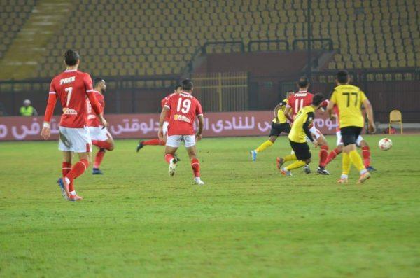 نتيجة وأهداف مباراة الأهلي ضد وادي دجلة