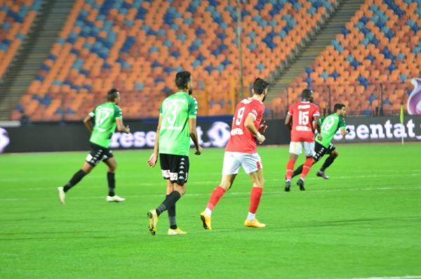 ملخص ونتيجة مباراة الأهلي ضد بني سويف