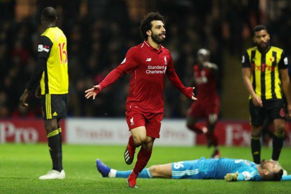 ليفربول ضد أتليتكو مدريد