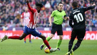 مشاهدة مباراة أتلتيكو مدريد ضد ليفانتي بث مباشر 04-01-2020