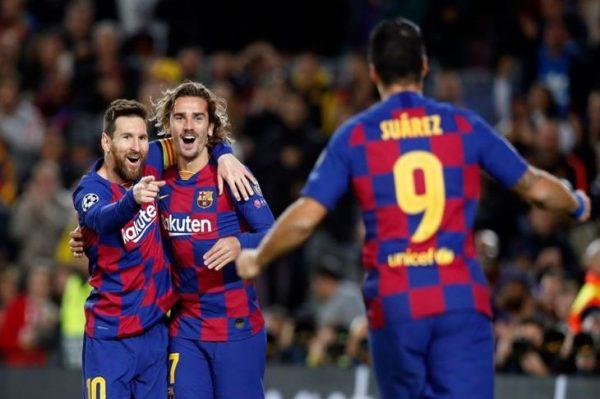 تشكيل برشلونة ضد ليجانس في كأس إسبانيا
