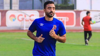 Photo of محمود وحيد يقترب من المشاركة بتدريبات الأهلي الجماعية