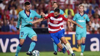 Photo of مشاهدة مباراة برشلونة ضد غرناطة بث مباشر 19-01-2020