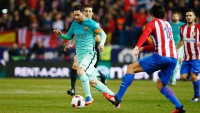 Photo of موعد مباراة برشلونة ضد أتلتيكو مدريد في كأس السوبر الاسباني
