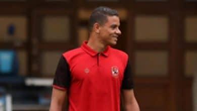 Photo of سعد سمير لاعب الأهلي يبدأ التأهيل اليوم