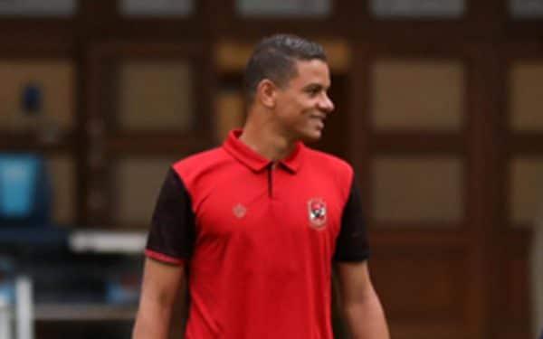 سعد سمير لاعب الأهلي يبدأ التأهيل اليوم