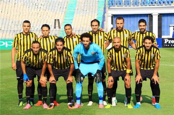 ملخص ونتيجة مباراة المقاولون العرب ضد نادي مصر