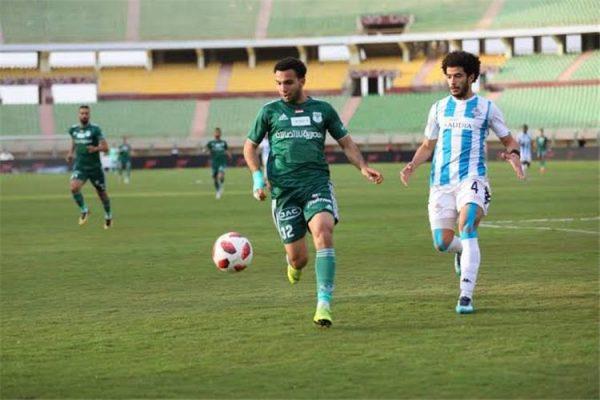 مشاهدة مباراة بيراميدز ضد المصري بث مباشر 12-01-2020
