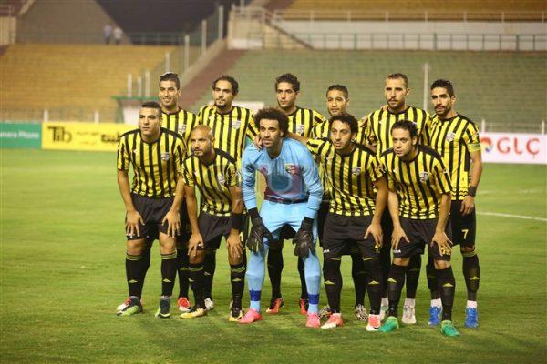 ملخص ونتيجة مباراة المقاولون العرب ضد طنطا في الدوري