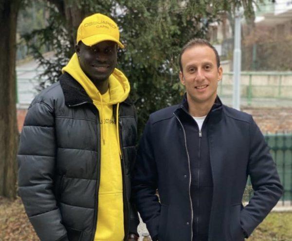 رسميا.. أليو بادجي لاعبا في الأهلي لأربع سنوات ونصف