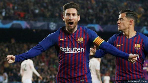 موعد مباراة برشلونة ضد ليفانتي
