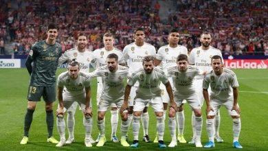 التشكيل المتوقع لمباراة ريال مدريد ضد مانشستر سيتي في دوري أبطال أوروبا
