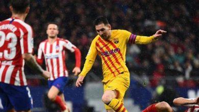 صورة نتيجة مباراة برشلونة ضد أتلتيكو مدريد في كأس السوبر الإسباني