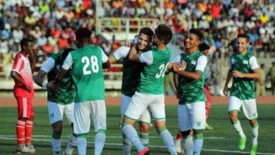 مباراة المصري ضد نواذيبو