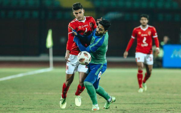 الأهلي ضد نادي مصر