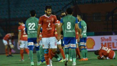 Photo of نتيجة وأهداف مباراة الأهلي ضد مصر المقاصة بالدوري المصري