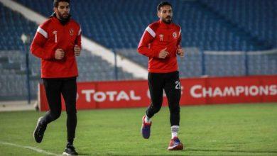 Photo of الأهلي ينهي تدريباته استعدادآ لمواجهة الهلال السوداني