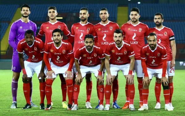 تشكيل الأهلي ضد النجم الساحلي التونسي
