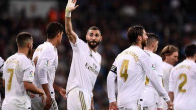 Photo of ملخص ونتيجة مباراة ريال مدريد ضد أتليتكو مدريد