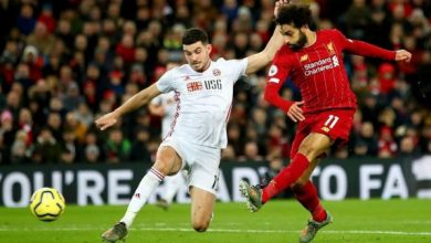 Photo of نتيجة مباراة ليفربول ضد شيفيلد يونايتد في الدوري الإنجليزي الممتاز