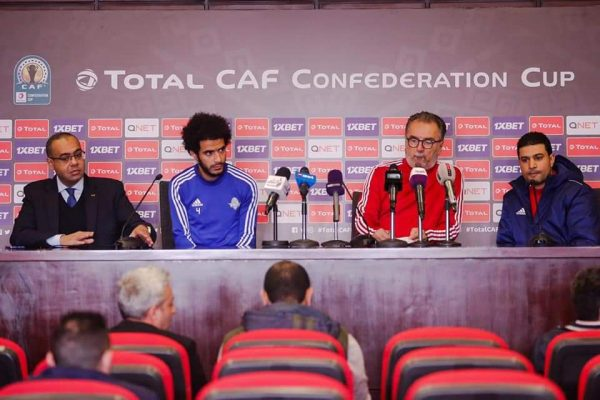 المدير الفني لبيراميدز : مباراة المصري غدا صعبة للغاية
