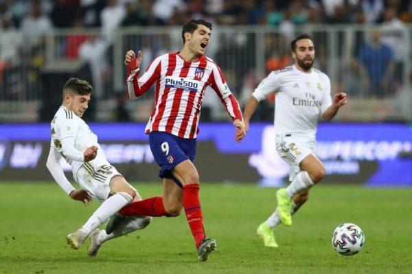 مشاهدة مباراة ريال مدريد ضد اشبيلية بث مباشر 18-01-2020