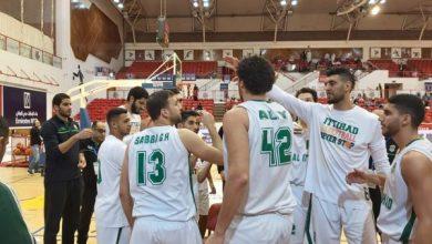 صورة الاتحاد يخسر مجددا أمام الرياضي اللبناني في بطولة دبي