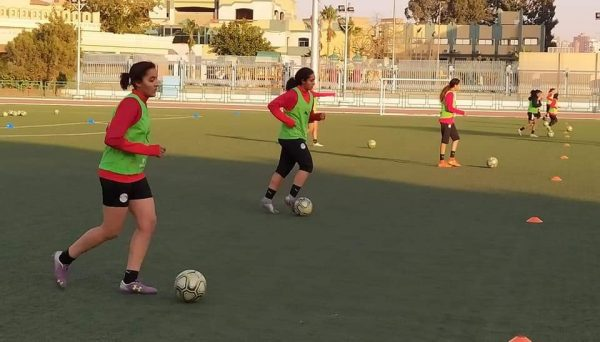 انطلاق المعسكر الاخير لمنتخب الكرة النسائية تحت 20 عاما استعدادا لمواجهة المغرب