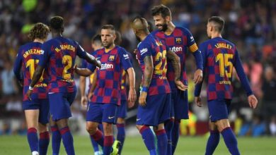 Photo of برشلونة ضد غرناطة .. التشكيل المتوقع للبرسا