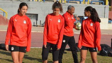 مباراة منتخب النسائية امام المغرب بحضور الف متفرج