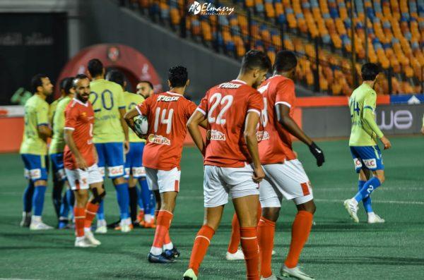 فيديو أهداف مباراة الأهلي ضد طنطا بالدوري المصري