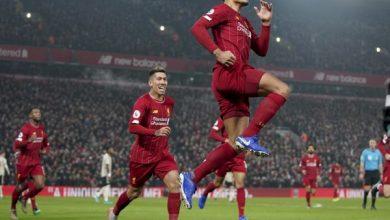 Photo of الشوط الثاني.. بث مباشر مباراة ليفربول ومانشستر يونايتد اليوم الأحد 19-01-2020